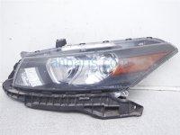$125 Honda LH HEAD LIGHT / LAMP NEEDS POLISH