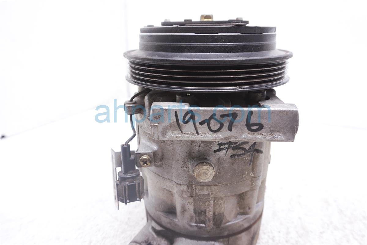 2006 Nissan 350z + Clutch Ac Pump / Air Compressor 92600 CD100 Replacement