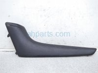 Infiniti LH CENTER CONSOLE TRIM PAD - BLACK