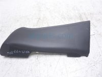Honda RR/LH SIDE SEAT PIECE - BLACK