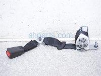 $25 Honda RR/MID SEAT BELTS - BLACK