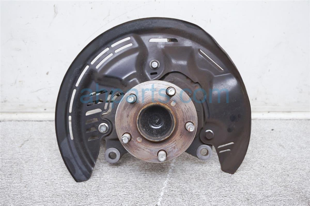 2017 Toyota 86 Front Driver Spindle Knuckle Hub SU003 07498 Replacement