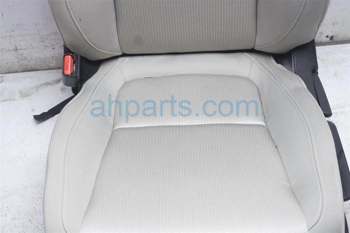 2018 Honda Accord Front Driver Seat   Cloth   Grey   Manual 81521 TVC A11ZA Replacement