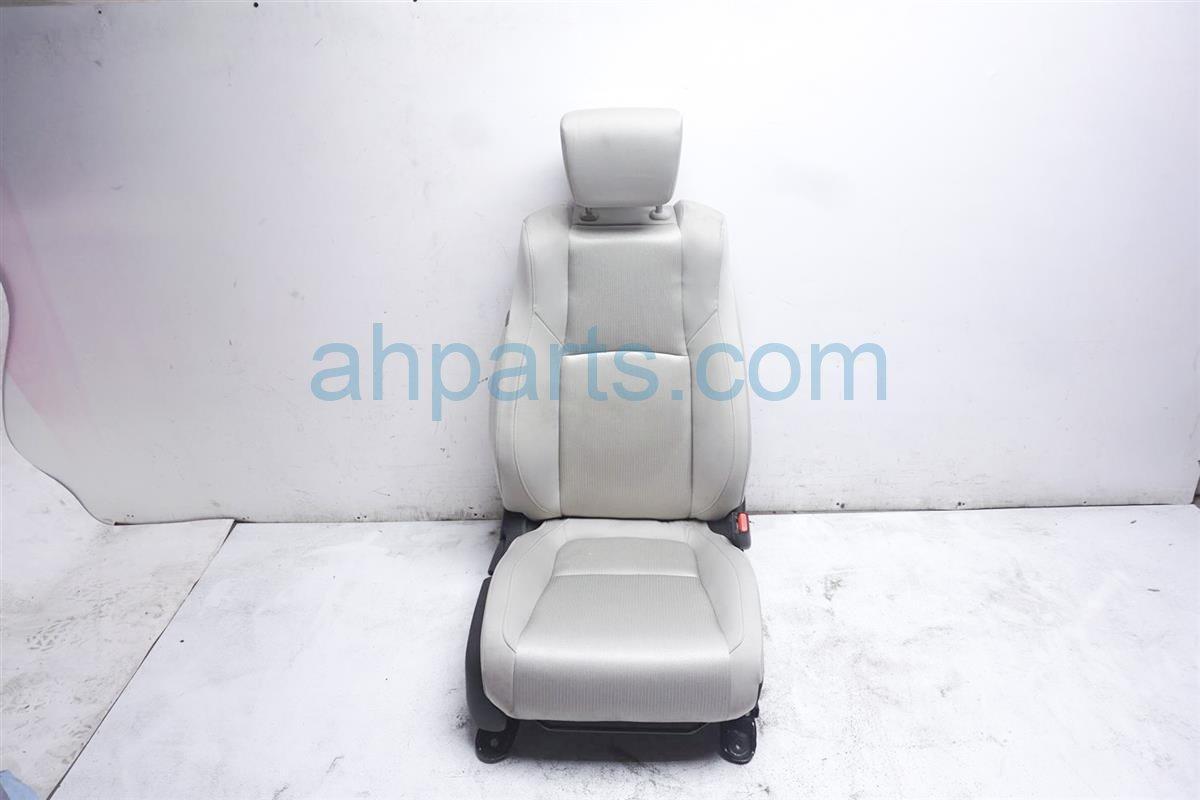 2018 Honda Accord Front Passenger Seat   Cloth   Grey   Manual 81121 TVA A01ZA Replacement