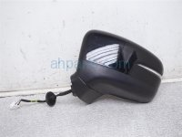$250 Honda LH REAR VIEW MIRROR - BLACK - EX -
