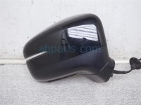 $250 Honda RH REAR VIEW MIRROR - BLACK - EX -