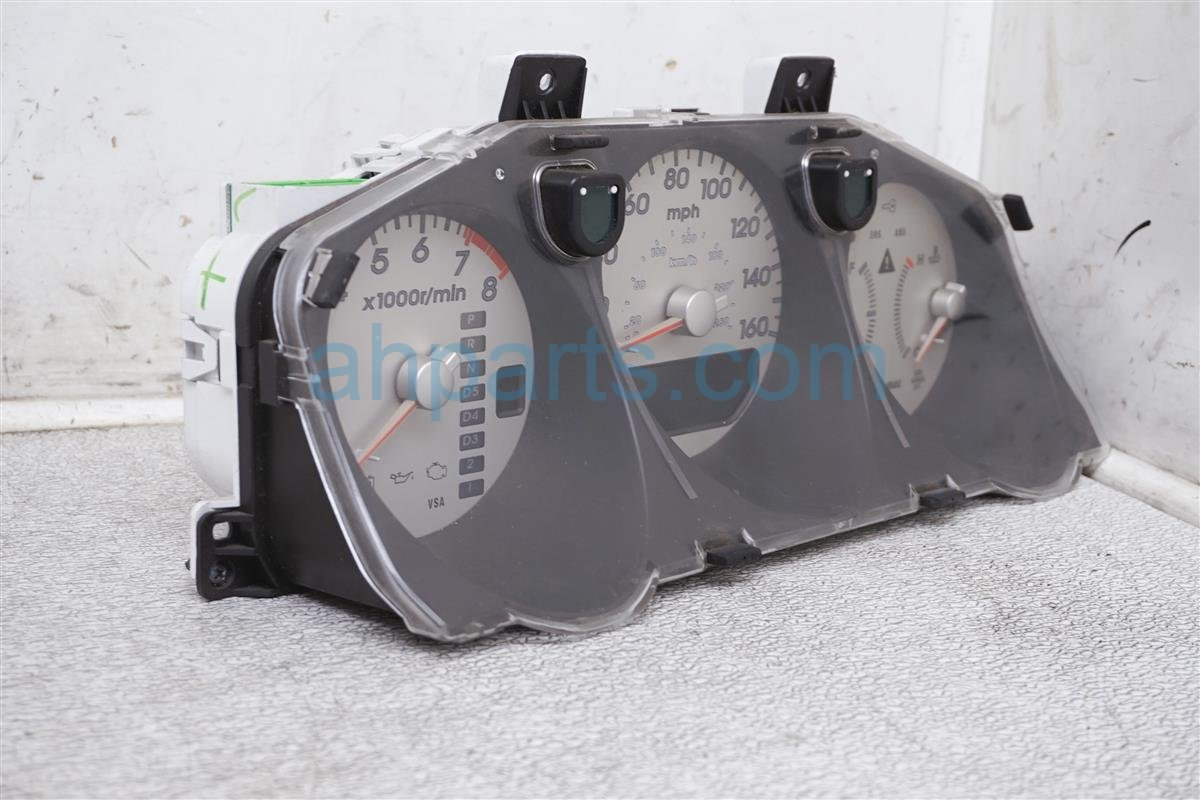 2003 Acura TL Speedometer / Gauge Instrument Cluster   Miles= 263k 78155 S0K A01 Replacement