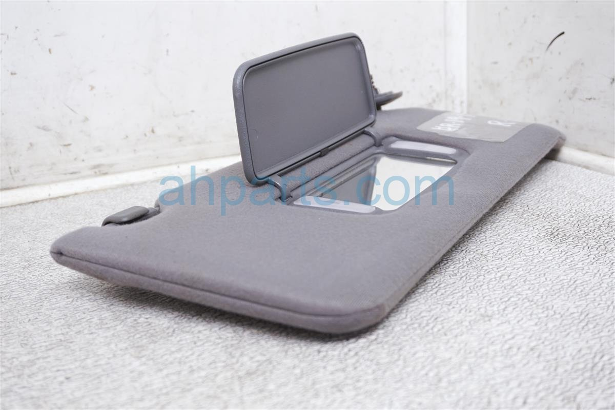 2003 Acura TL Passenger Sun Visor   Grey 83230 S84 A03ZF Replacement
