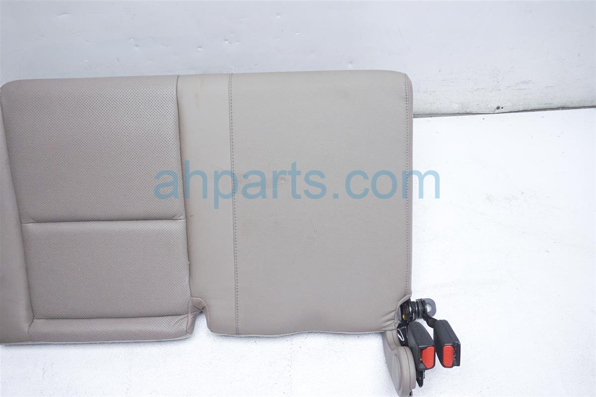 2017 Honda Ridgeline Back (2nd Row) Rear Driver Lower Seat Cushion   Beige Lth 82531 T6Z A41ZA Replacement