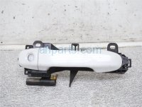 $35 Toyota LH OUTER DOOR HANDLE - WHITE