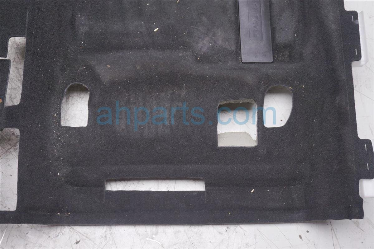 2018 Honda Accord Ground Front Floor Carpet   Black 83301 TVA A21ZA Replacement