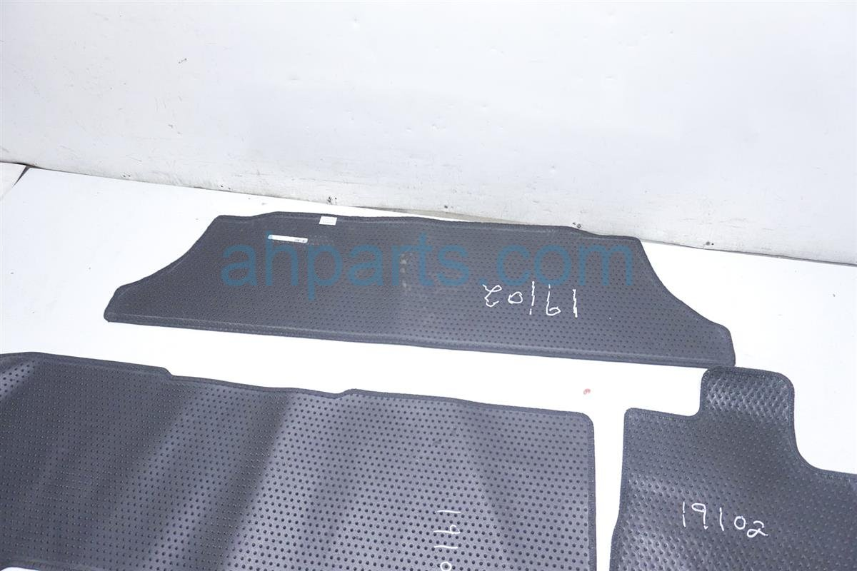 2018 Honda Odyssey Floor Mat   Set Of 3   Black 83600 THR A10ZB Replacement