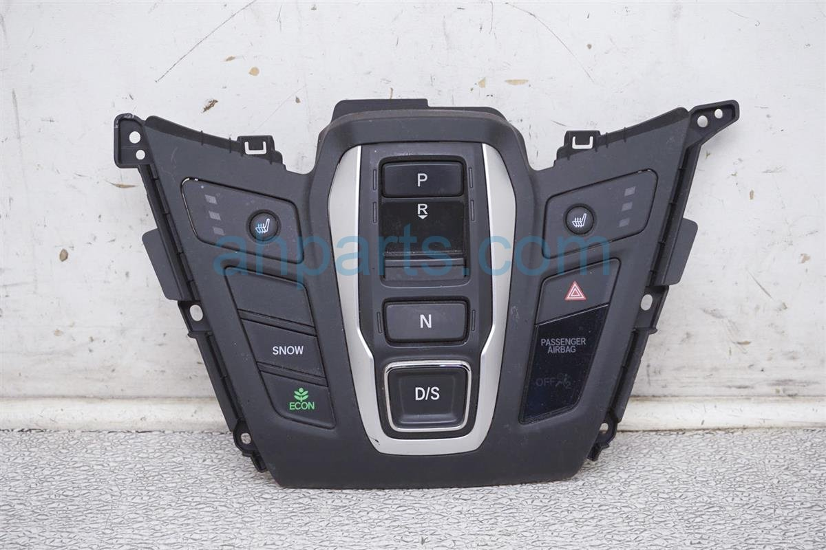 2018 Honda Odyssey Center Dash Bezel Trim &shift Switch 77259 THR A01ZA Replacement