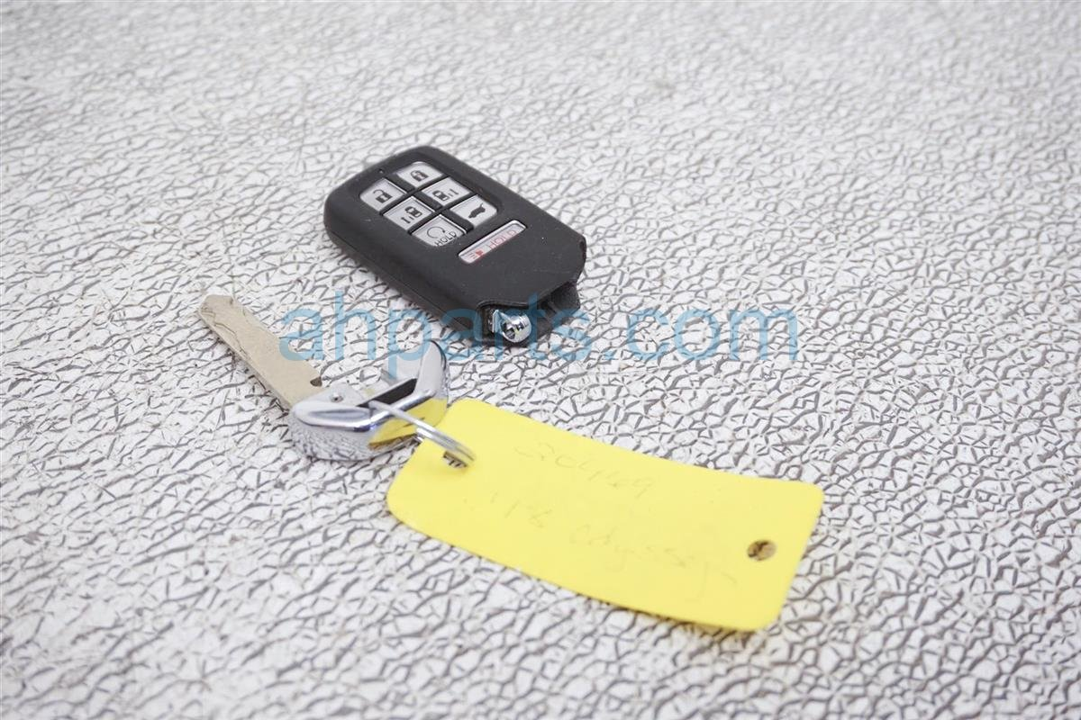 2018 Honda Odyssey Column Ignition Switch + Key Fob 72147 THR A11 Replacement