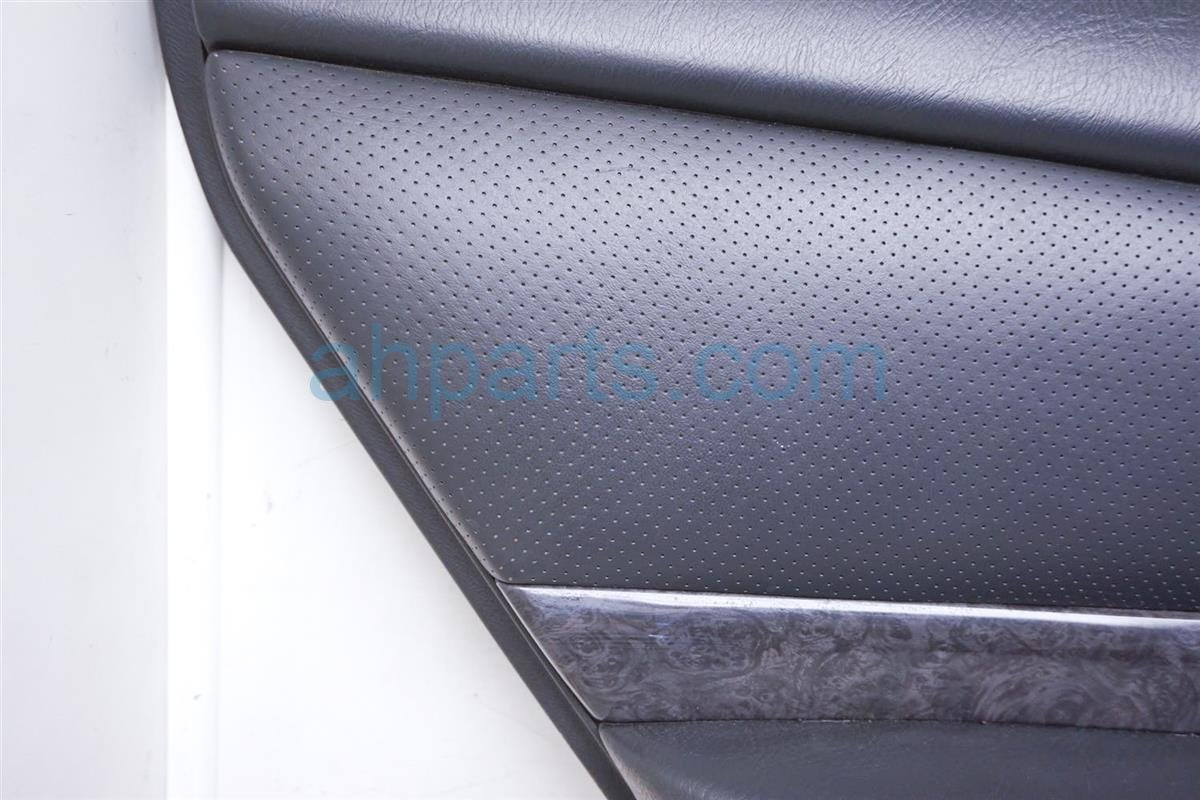 2003 Acura TL Rear Driver Door Panel Trim Liner   Black 83783 S0K A11ZA Replacement