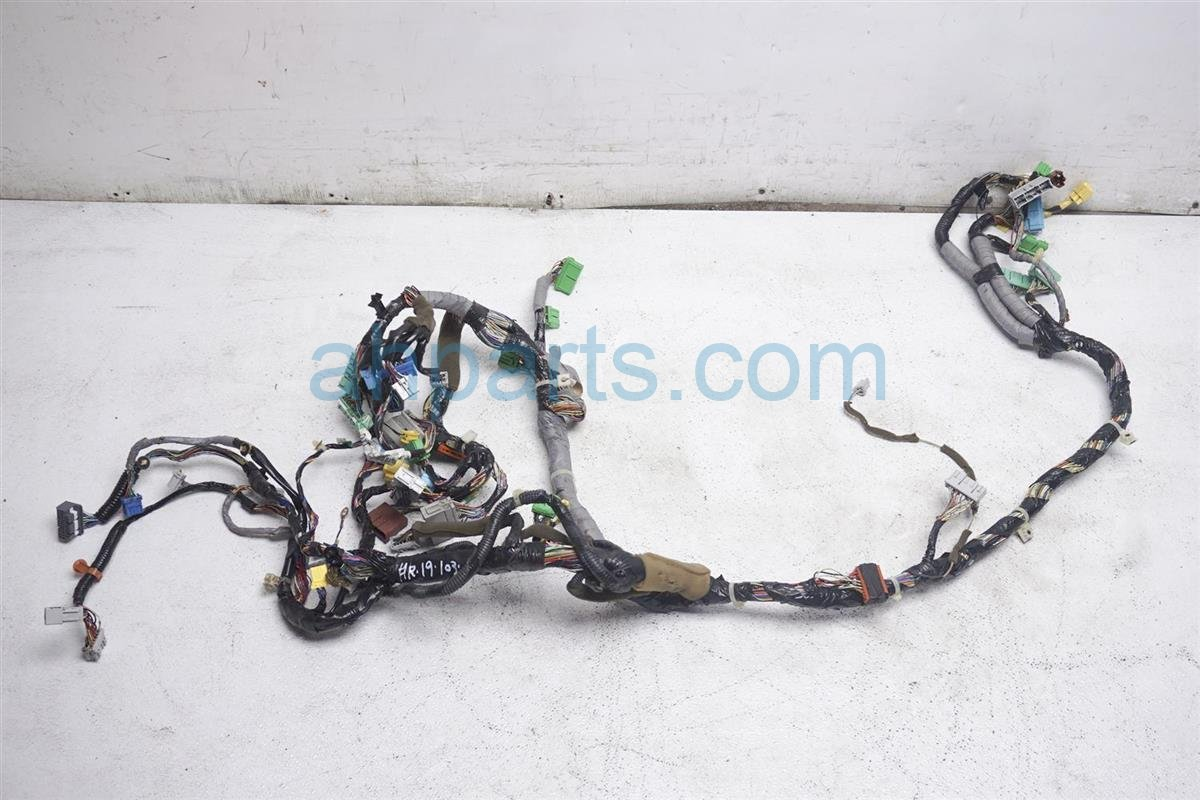 2003 Acura TL Instrument Wire Harness 32117 S0K A22 Replacement