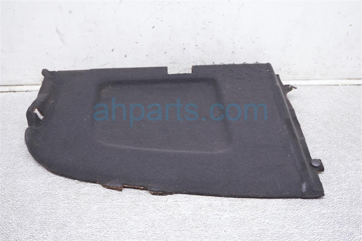 2003 Acura TL Rear Driver Package Tray Liner 84550 S0K A01ZB Replacement