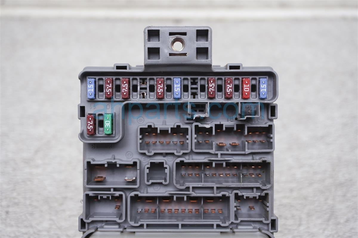 2003 Acura TL Driver Cabin Fuse Box 38200 S0K A01 Replacement