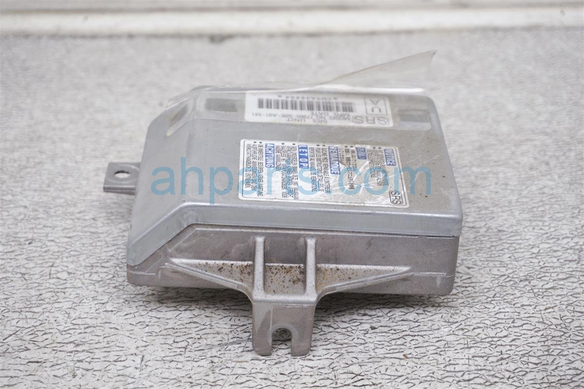 2003 Acura TL Srs Air Bag Control Unit 77960 S0K A91 Replacement
