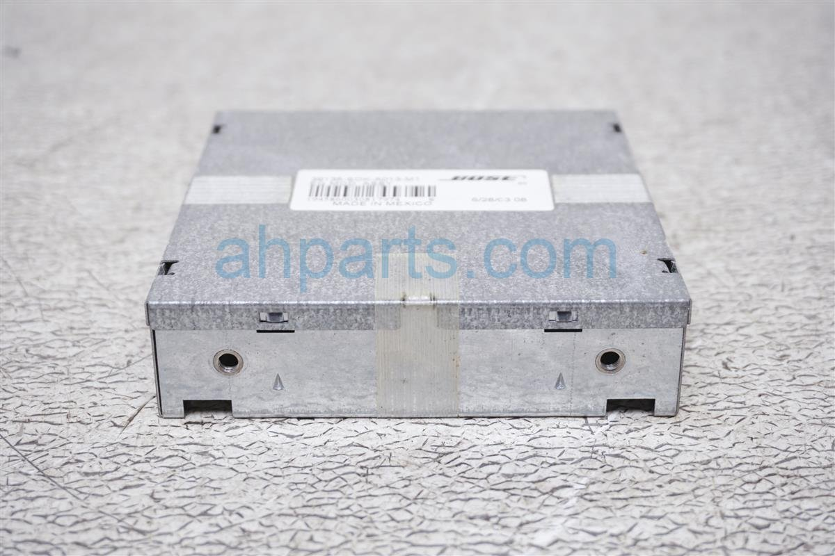 2003 Acura TL Audio Equalizer (bose) 39135 S0K A01 Replacement