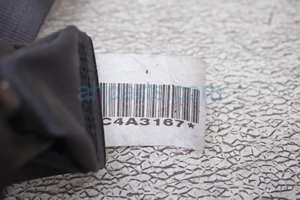 2003 Acura TL Rear Driver Seat Belt   Black 04824 S0K A01ZB Replacement