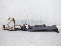Acura RR/MID SEAT BELT - BLACK