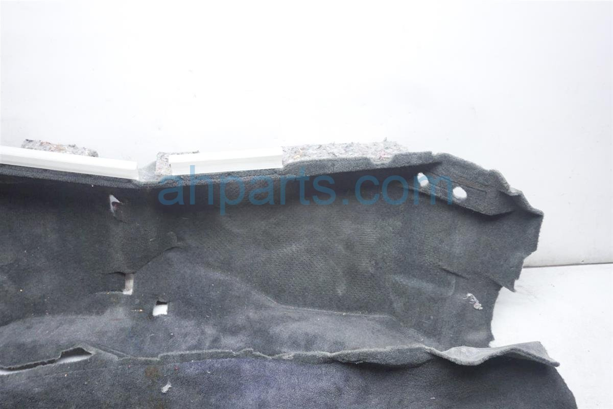 2001 Honda Accord Front / Ground Floor Carpet   Black 83301 S80 A60ZA Replacement