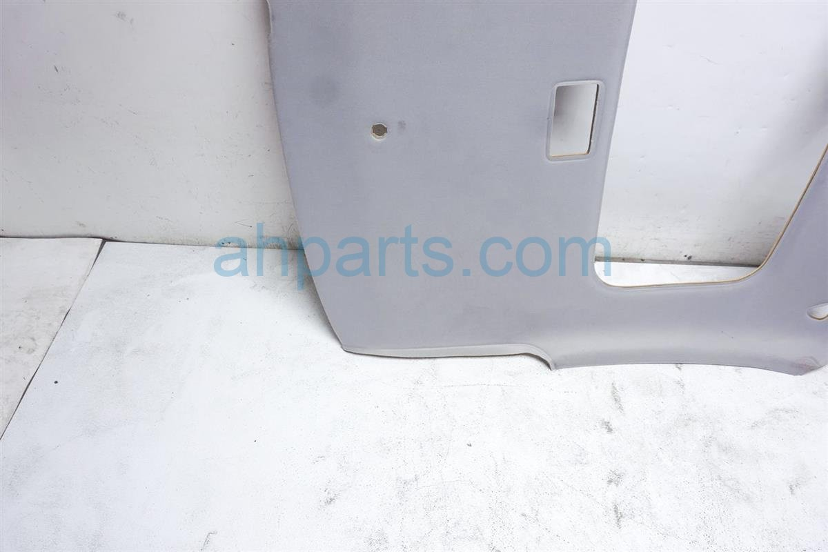 2001 Honda Accord Headliner / Roof Lining   Gray 83200 S82 A11ZA Replacement