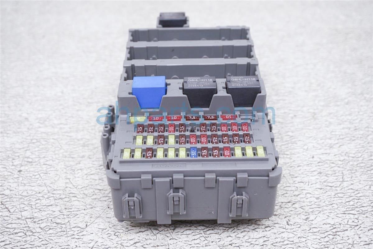 2017 Honda Ridgeline Cabin Fuse Box 38200 T6Z A31 Replacement