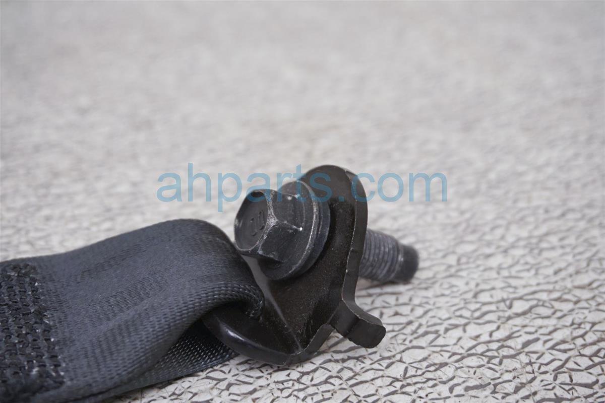2017 Honda Ridgeline Rear Mid Seat Belt   Gray 04829 T6Z A00ZA Replacement