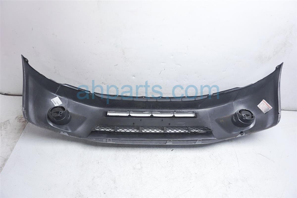 2005 Toyota Rav 4 Front Bumper Cover   Silver 52119 42922 Replacement