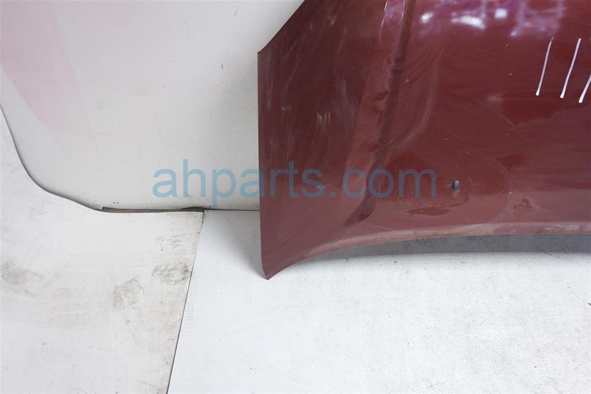 2005 Toyota Rav 4 Hood   Red   W/o Hood Scoop 53301 42040 Replacement
