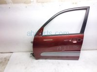$200 Toyota FR/LH DOOR - RED - NIQ - SEE NOTES