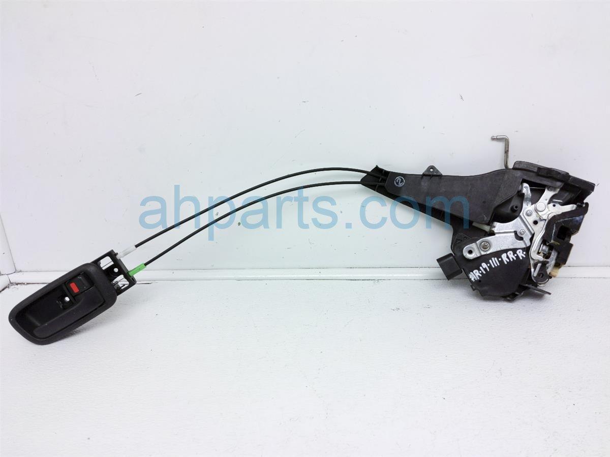 2005 Toyota Rav 4 Rear Passenger Door Lock Actuator 69330 42060 Replacement