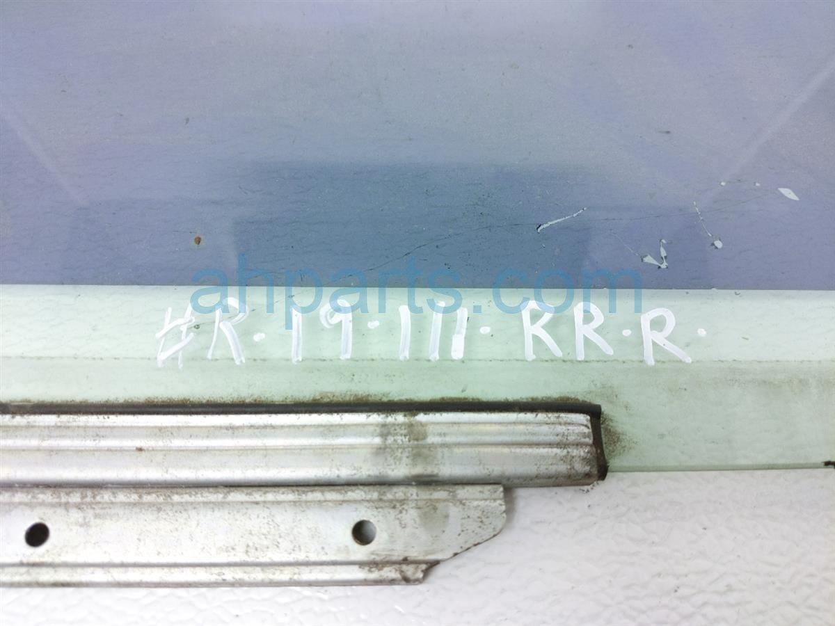 2005 Toyota Rav 4 Rear Passenger Door Window Glass 68103 42090 Replacement