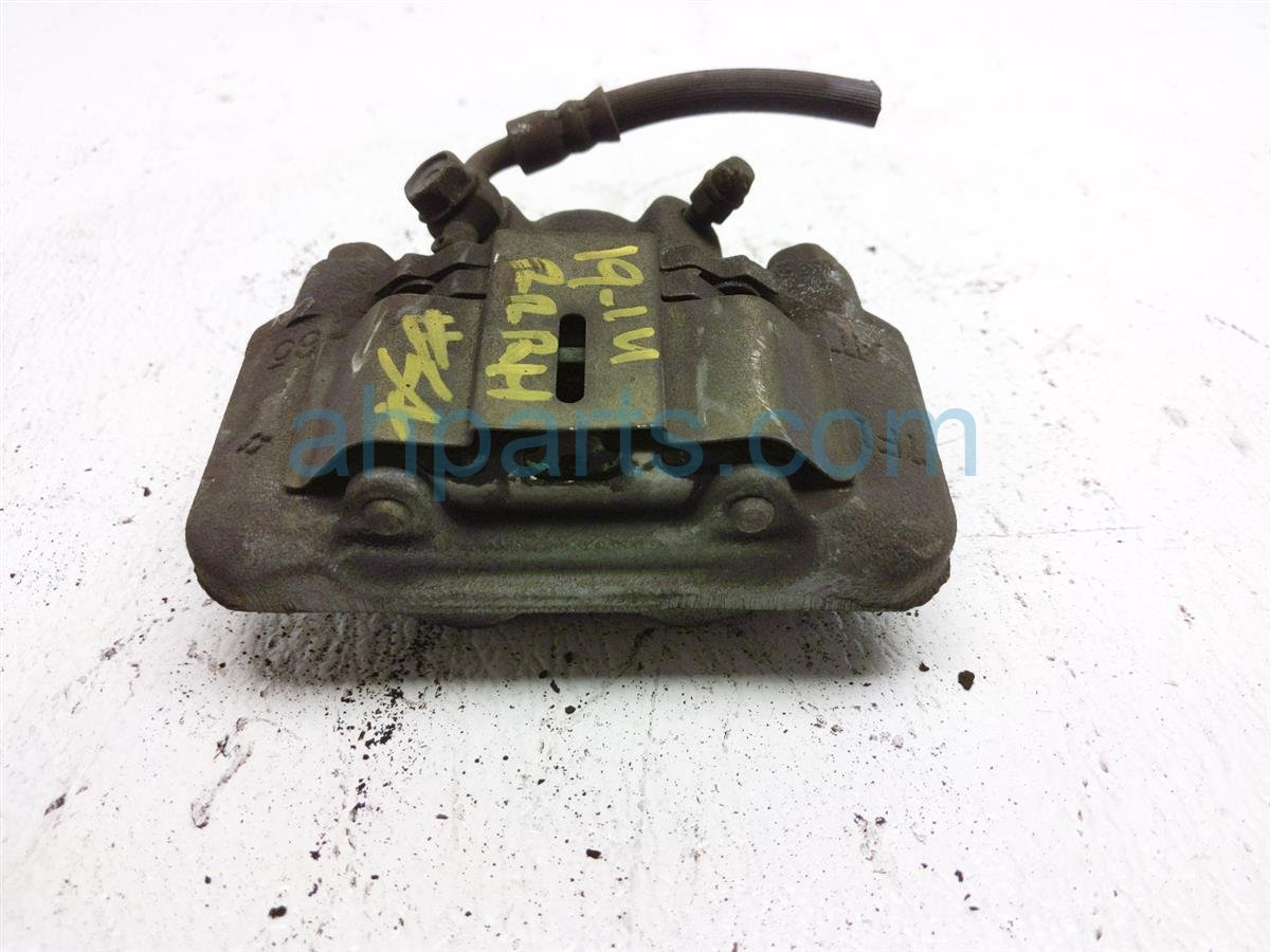 2005 Toyota Rav 4 Rear Passenger Brake Caliper Replacement