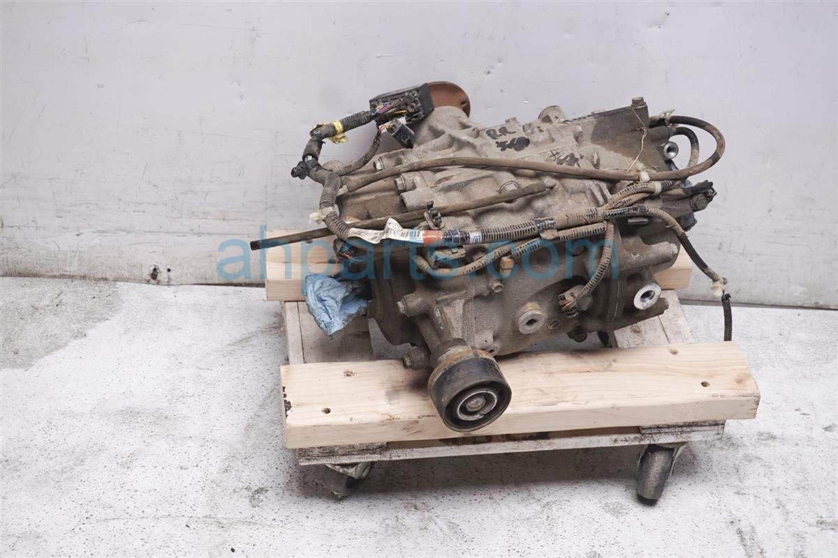 2017 Honda Ridgeline Rear Differential Assy 41200 5M0 000 Replacement