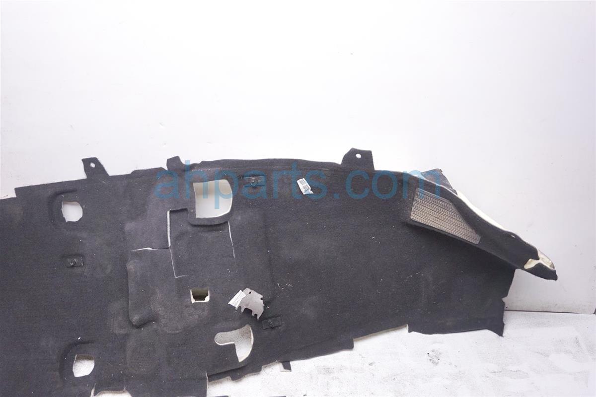 2017 Honda Ridgeline Front / Ground Floor Carpet  black  83301 T6Z A11ZA Replacement