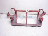 $190 Toyota RADIATOR CORE SUPPORT -RED-