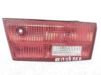 $60 Honda RH TAIL LIGHT - LID MOUNTED