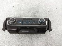 $70 Honda HEATER CLIMATE CONTROL (ON DASH)