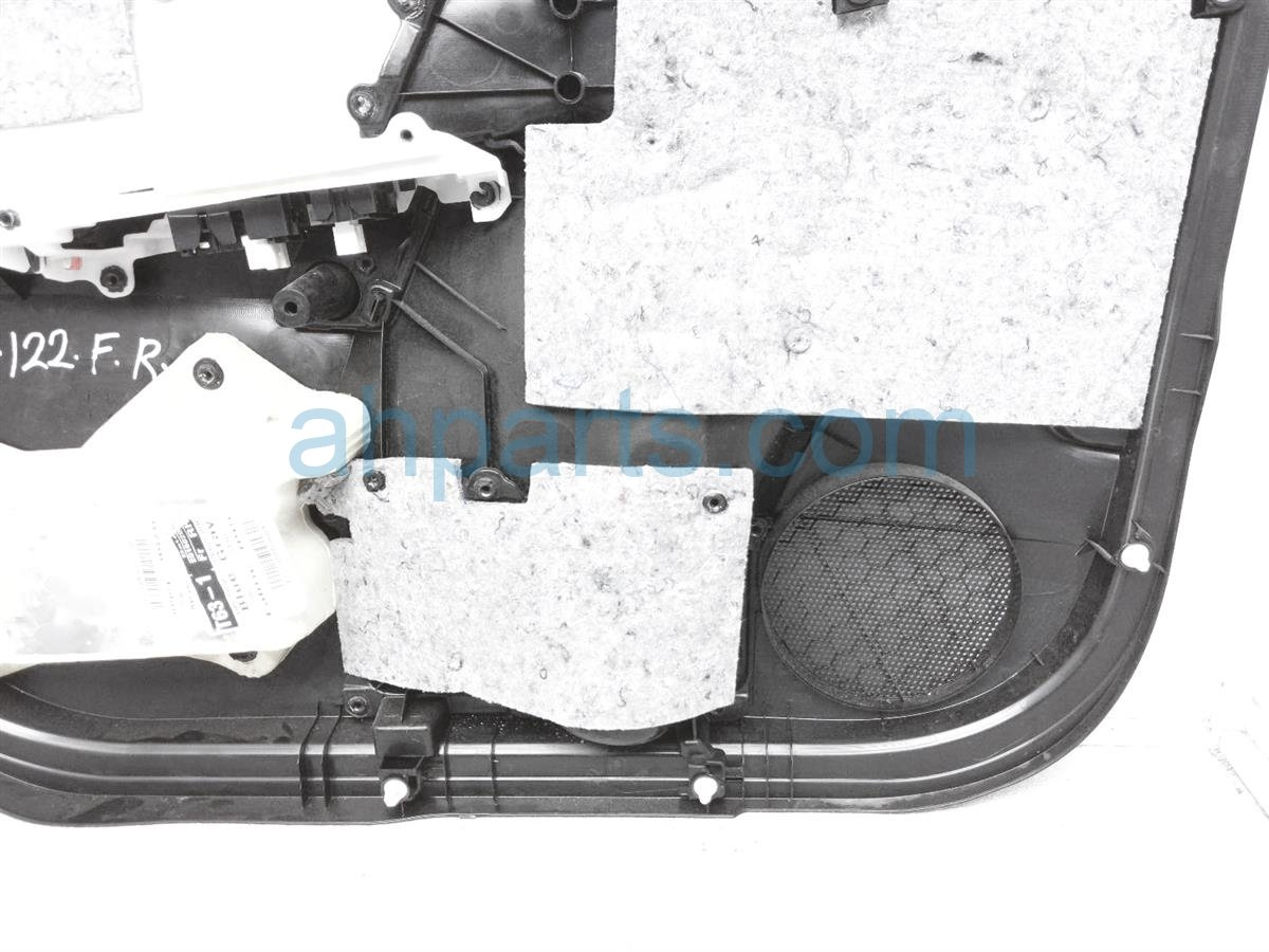 2016 Toyota Corolla Trim Liner Front Passenger Interior Door Panel   Blk/slvr 67610 02R32 21 Replacement