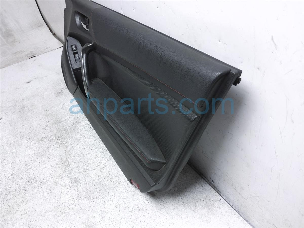 2013 Scion FR S Front Trim / Liner Passenger Interior Door Panel   Black SU003 04422 Replacement
