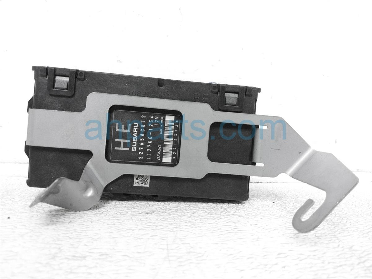 2013 Scion FR S Ecu Control / Computer Engine Contorl Module 22765 AC812 Replacement