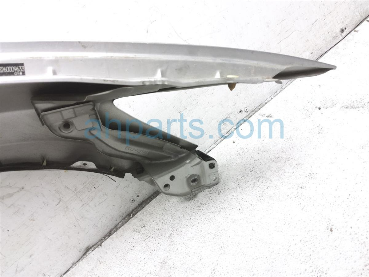 2006 Lexus Gs300 Front Driver Fender   Silver   53802 3F211 Replacement