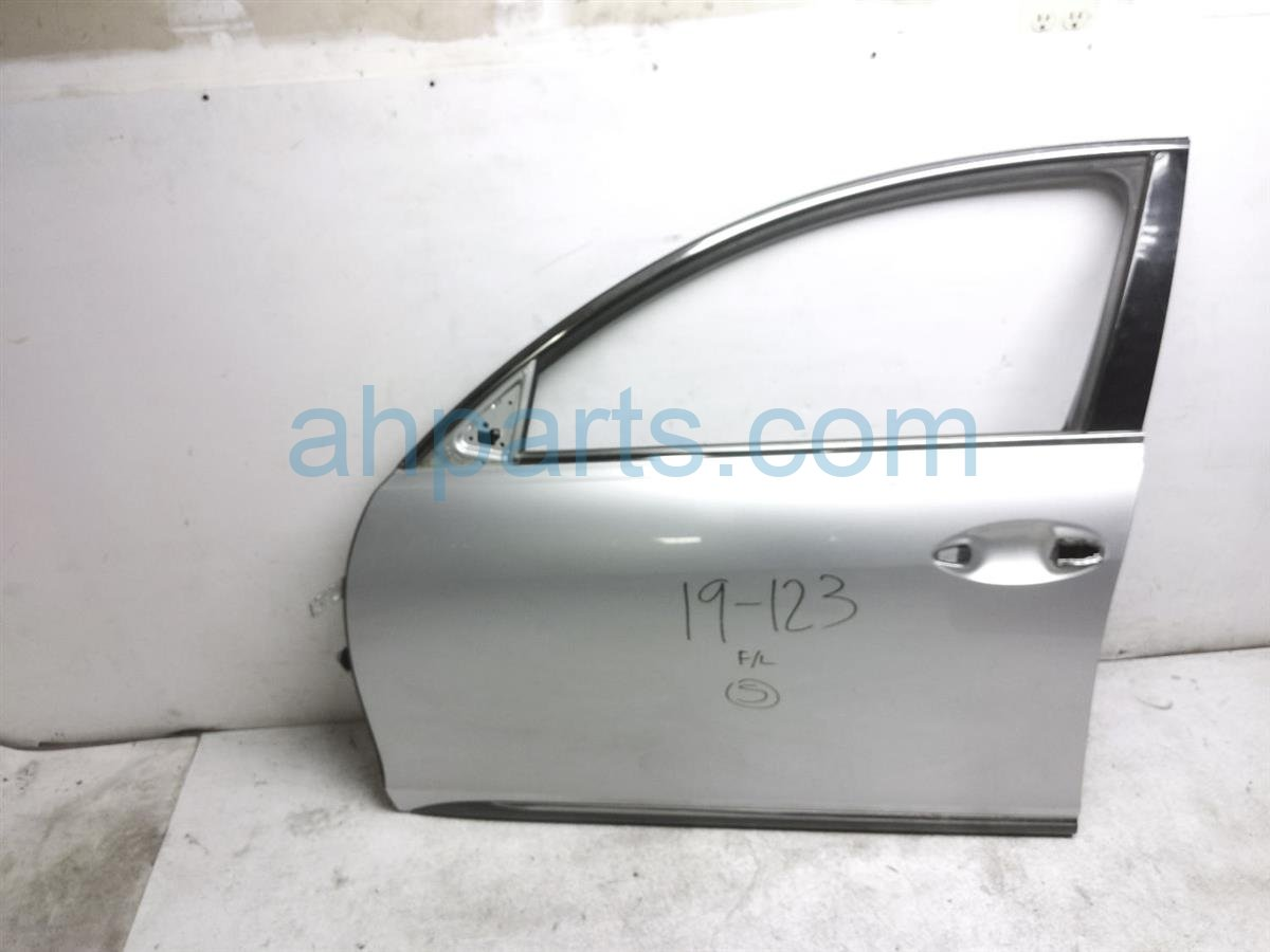 2006 Lexus Gs300 Front Driver Door   Silver   Shell Only 67002 30A11 Replacement