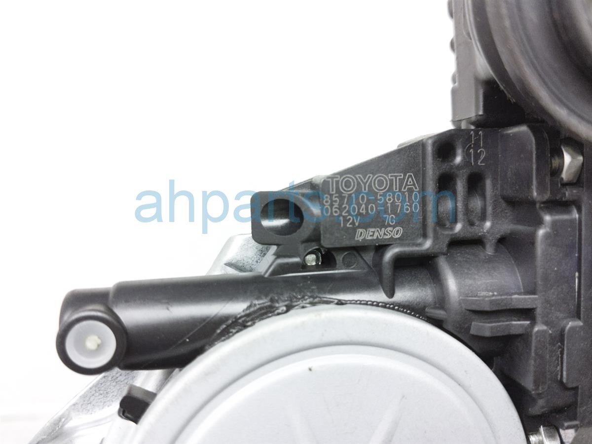 2006 Lexus Gs300 Front Passenger Door Window Regulator 85710 58010 Replacement