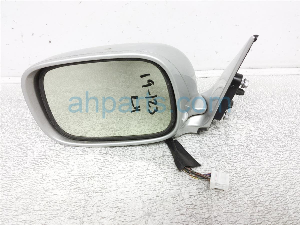 2006 Lexus Gs300 Side Rear View Driver Mirror   Silver   87906 30300 B1 Replacement