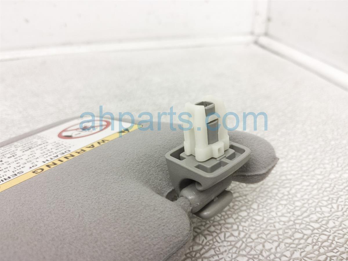 2006 Lexus Gs300 Passenger Sun Visor   Grey 74310 30A20 B0 Replacement