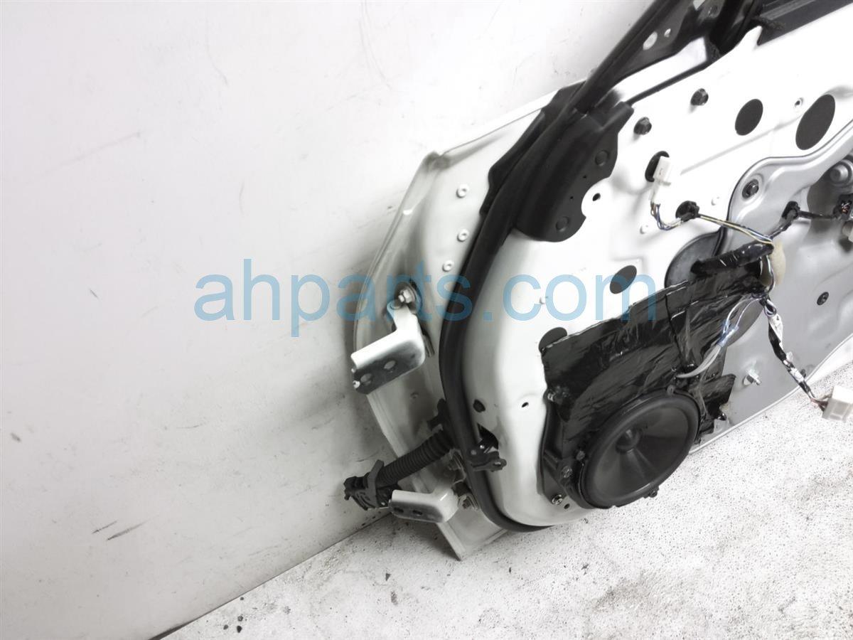 2010 Nissan 370z Front Passenger Door   White   No Mirror/panel HMA0M 1EAMA```` Replacement